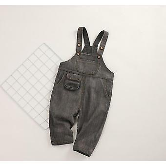 Spring Wash Water Baby Patchwork Pant