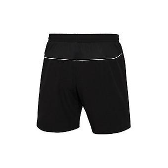 Shorts de competição de badminton masculinos, ajuste regular, respirável