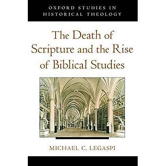 Raamatun kuolema ja Michael C:n Raamatullisen tutkimuksen nousu.