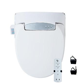 Slimme toiletbril elektronische bidet cover schoon droog