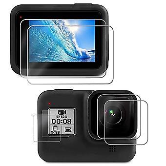 Caméra Lens Tempered Glass Film Hd Screen Protector