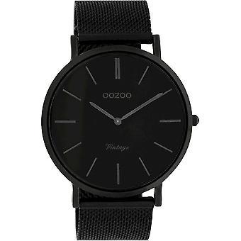 Oozoo - Men's Watch - C9932 - Black