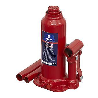 Sealey Sj3 Bottle Jack 3Tonne