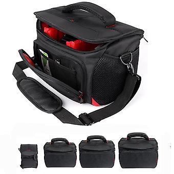 حقيبة كاميرا في الهواء الطلق للصدمة للكاميرا الكنسي كتف واحد المنحدرة حقيبة تخزين تمتد