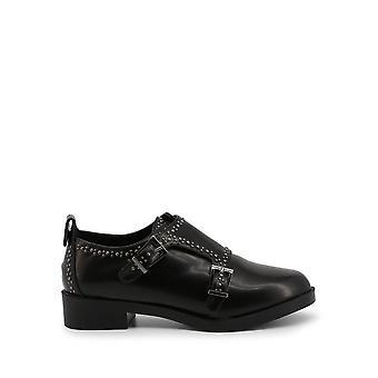 Roccobarocco - Scarpe - Pantofole - RBSC1JS02-NERO - Donne - Schwartz - EU 39