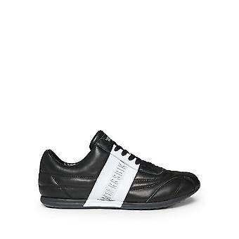 Bikkembergs - Shoes - Sneakers - BARTHEL-B4BKM0111-001 - Men - black,white - EU 45