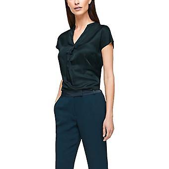 s.Oliver BLACK LABEL 150.10.011.12.130.2054491 T-Shirt, 7977, 46 Donna