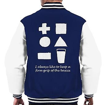Guinness Firm Grip Of The Basics Men's Varsity Jacket