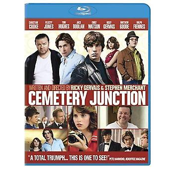 Cemetery Junction [BLU-RAY] USA import