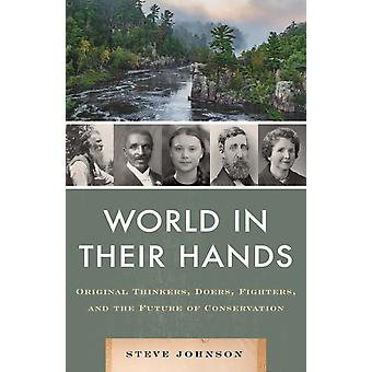 World in their Hands by Steve Johnson