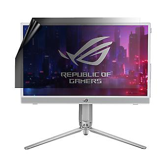 Celicious Privacy Lite 2-Way Anti-Glare Anti-Spy Filter Screen Protector Film Compatible with Asus Monitor ROG Strix 15 (XG16AHP-W)
