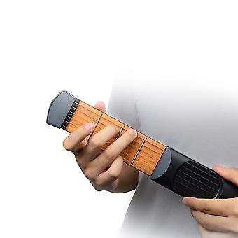Kieszonkowe narzędzie do ćwiczeń gitary akustycznej