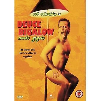 Deuce Bigalow - Männliche Gigolo DVD