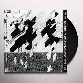 Wire – Document And Eyewitness Vinyl