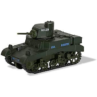 Corgi Mim M3 Stuart Tank Diecast Modell