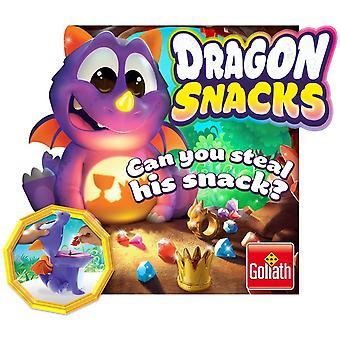 Dragon Snacks Spiel
