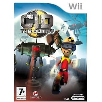 CID The Dummy Game Wii