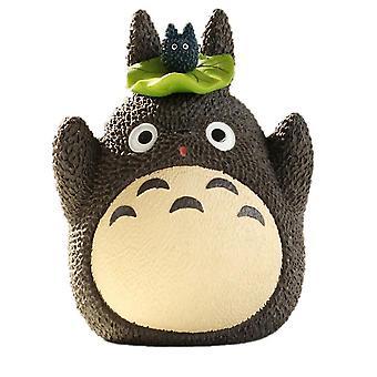 מיאזאקי Totoro ויניל פיגי בנק כסף תיבת חג המולד מתנה