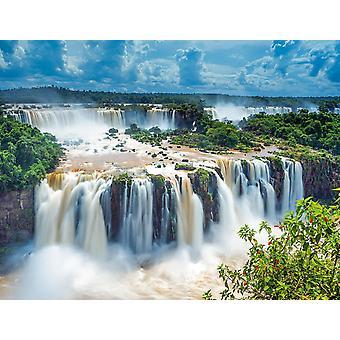 Ravensburger Iguazu waterval legpuzzel (2000 stukjes)