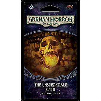 Arkham Horror LCG The Unspeakable Oath Mythos Pack