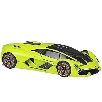 1:24 Terzo Millennio Static Die Cast Vehicles Model Car Toys Kids Gifts Collectible  Original Box