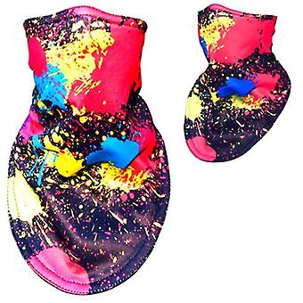 Neck gaiters windproof keep warm ski mask colorful style winter motorcycle/cycling mask