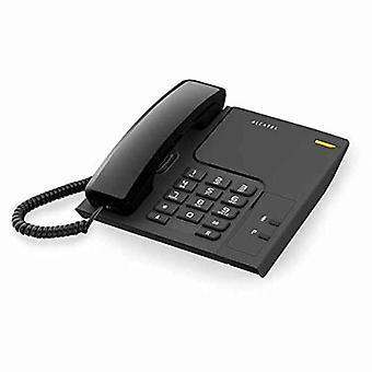 טלפון קווי אלקטל T26 CE LED שחור