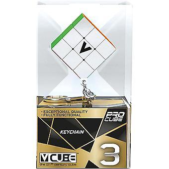 V-Cube 3x3 Flat Keychain