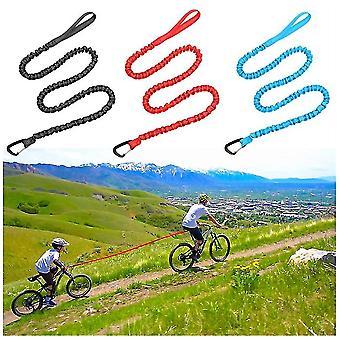 دراجة سحب حبل دراجة سحب حبل في الهواء الطلق الأصل والطفل سحب الحبل - الأحمر