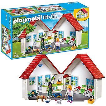 Playmobil 5633 City Life Djuraffär