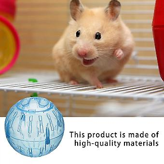 Plastic Outdoor Sport Ball Grounder Rat Small Pet Rodent Mice Jogging Ball Toy Hamster Gerbil Rat Exercise Balls Play Toys
