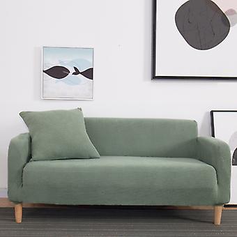 Polyester Weiche Couch SofaBezug, waschbare Möbel Protektor mit rutschfreiem Schaum und elastischem Boden