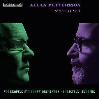 Pettersson - Pettersson: Symphony No.9 [SACD] USA import