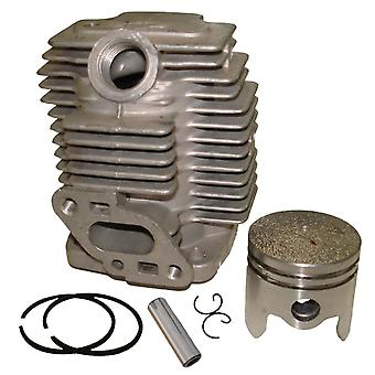 Cylinder & Piston Assembly With Rings Fits Mitsubishi TU26 Brushcutter Strimmer