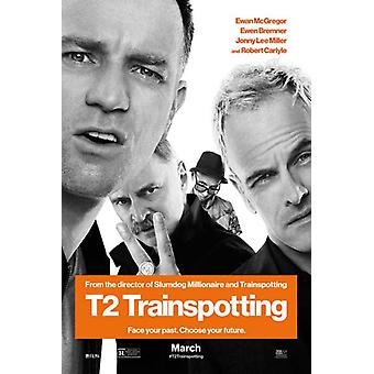 T2 Trainspotting filmposter (27 x 40)