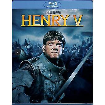 Henry V [BLU-RAY] USA importerer