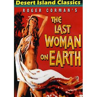 Last Woman on Earth [DVD] USA import