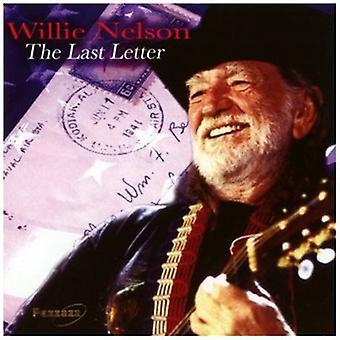 Willie Nelson - Last Letter [CD] USA import