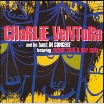 Charlie Ventura - Charlie Ventura & His Band [CD] USA Import