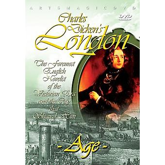 Charles Dickens London Pt. 3: Age [DVD] USA import