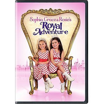 Importação de Sophia Grace & Rosies EUA aventura real [DVD]