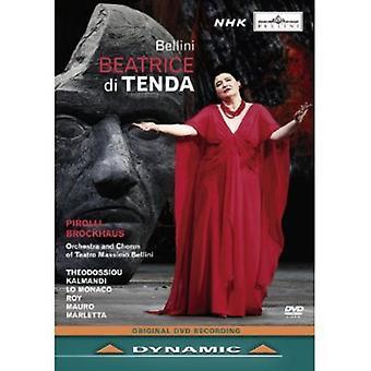 V. Bellini - Beatrice Di Tenda [DVD] USA import