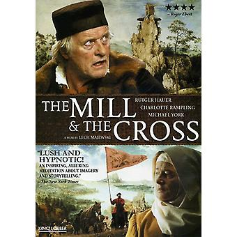 The Mill & the Cross [DVD] USA import