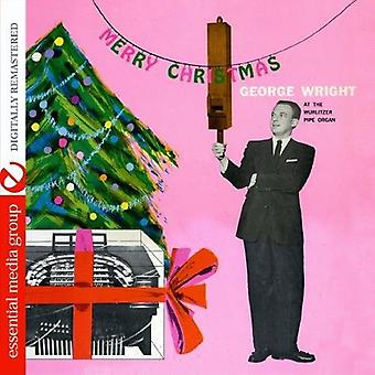 George Wright - Frohe Weihnachten [CD] USA import