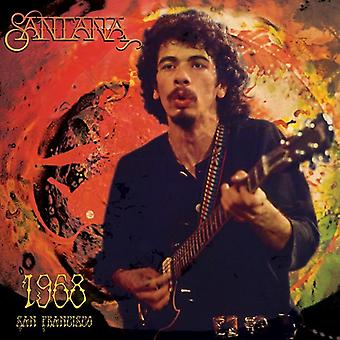 Santana - 1968 San Francisco [CD] USA import