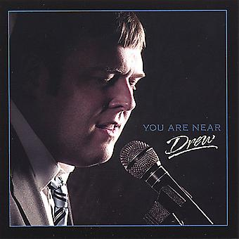 Drew Rieder - You Are Near [CD] USA import