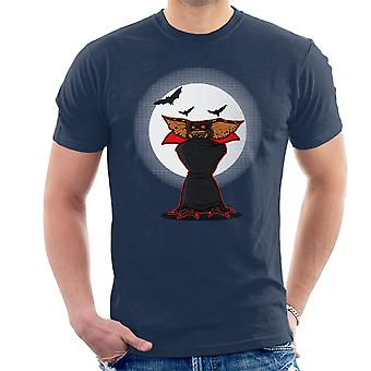 Monster Of The Night Gremlins Dracula Men's T-Shirt