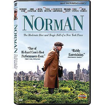 Norman: Moderate Rise & Tragic Fall of a New York [DVD] USA import
