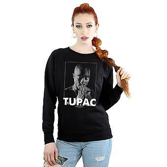 2Pac Women's Tupac Shakur Praying Sweatshirt