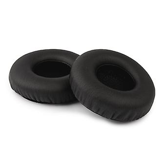 REYTID Replacement EarPads Compatible with AKG Y50 Y50BT Headphones Black Cushion Kit - 1 Pair Ear Cushioms
